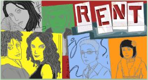 RENT - iscribble by xCheshireGrin228