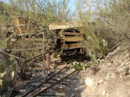 Lost Dutchman's Gold Mine by hosmer23