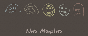 Nevs Monsters by Juques