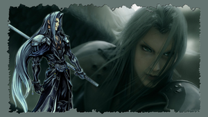 Sephiroth (2) - Version 2 - by AuraIan
