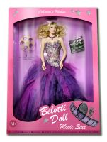 Belotti Doll - Movie Star by abclic