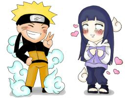 nh chibi color by Naruhina002