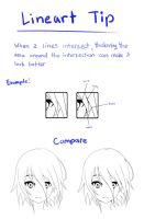 Sai Lineart Tip by Zeolch