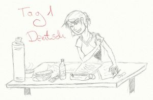 Tag 1 Deutsch by Rainbow-Sword
