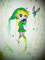 Toony Link by CheeseVision