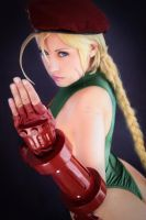 Cammy White Cosplay by Zettai-Cosplay