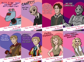 WHO is your Valentine 2014 by vida-en-color