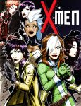 Girl Powered X-Men by lroyburch