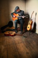 Completely Engrossed by taffmeister