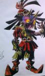 Skull Kid by Jordanr4