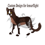 Design Custom for lemurflight by FaineSpades