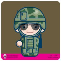 Army-01 by LuisArriola