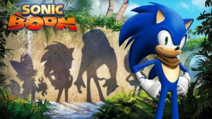 Sonic Boom by vgwallpapers