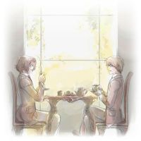 Teatime With UK by Falaine