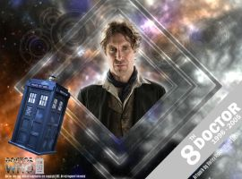 The 8th Doctor - 'Night of the Doctor' by VortexVisuals