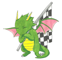 Gwee Race in Colored Pencil by DeathAngel67