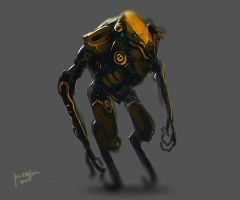 Speedpaint Kindrel by benedickbana