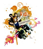 Paramore by chilli07