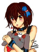 Yuki Cross Fan Art by Caramelkiller Tanweenie by tanweenie