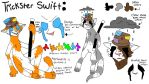 Contest Entry: Trickster Swift by Cazicomi