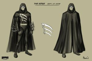 Caped Concept Art 1 by calebcleveland