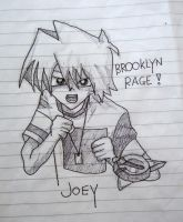 Joey has rage issues by Im-so-startled