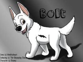 Bolt by The-Oncoming-Storm