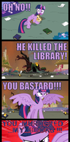 Libercide - When the Lit. Hits the Fan by Dowlphin