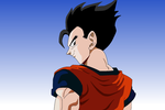 Confidend Gohan_finished by carapau