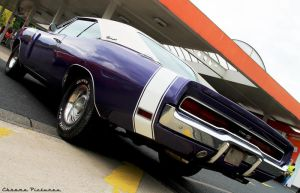 1970 Dodge Charger RT by AljoschaThielen