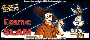 AT4W: Cosmic Slam no.1 by MTC-Studio