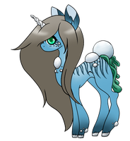 Pearl Pony Auction (CLOSED) by April-Cakes