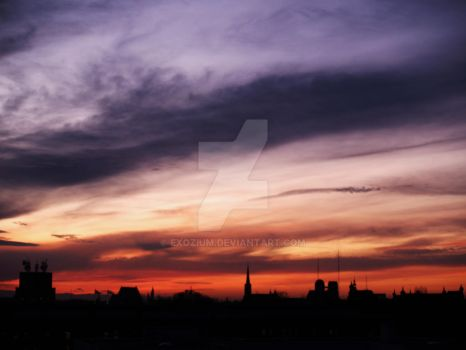 Look from my window by exozium