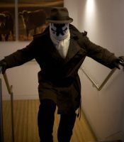Rorschach from 'Watchmen' by Old-Trenchy