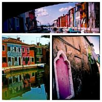 Colors of Burano by Cranberry413