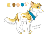 Mission-Adopts Mascot Contest Entry by gold-adopts