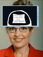 Sara Palin Brain Case by CayQel-Dromathegood1