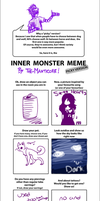 inner monster...meme. xD by xBadgerclaw