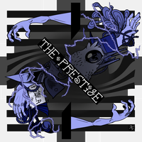 [SHIRT DESIGN] THE PRESTIGE [BETA] by TENTACLEDEER