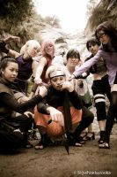 Pick On Naruto by the-sushi-monster