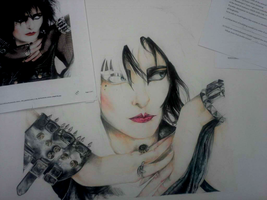 Siouxsie WIP by Spooks0