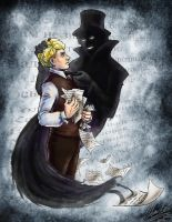 The Man in Black by Demona-Silverwing