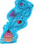 Cupcake Side Piece Idea by Hollywood465599663