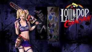 Lollipop Chainsaw Vita Wallpaper by googes500