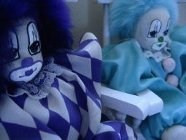 Clowns by Underdarkness