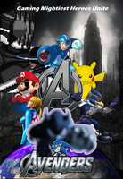 Gamevengers cover 2 by Kamenriderdecade97