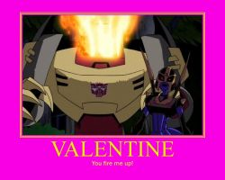 Transformers: Animated Valentine 1 by Ironhold