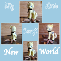 My Little Sanji New World Edition by Snuckledrops