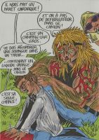 SLG comics Sauvons le gosse by LievVictorovitch