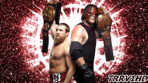 WWE: Team Hell No!! GFX #1 by TheRatedRViper1